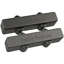 Bartolini BRP59CBJD_L1/LN1 Classic Jbass Dual Coil Deep Tone Long/Long 5-String Bass Pickup set Level 2 Regular 190839374745