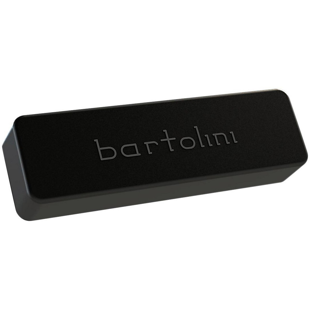 Bartolini BRP74P25C-B Original P2 Soapbar Dual Coil Neck 5-String Bass Pickup