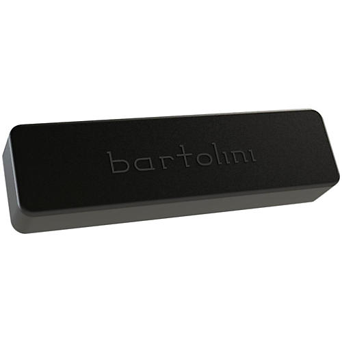 Bartolini BRP90P46CBC-T Classic P4 Soapbar Dual Coil Bridge 6-String Bass Pickup