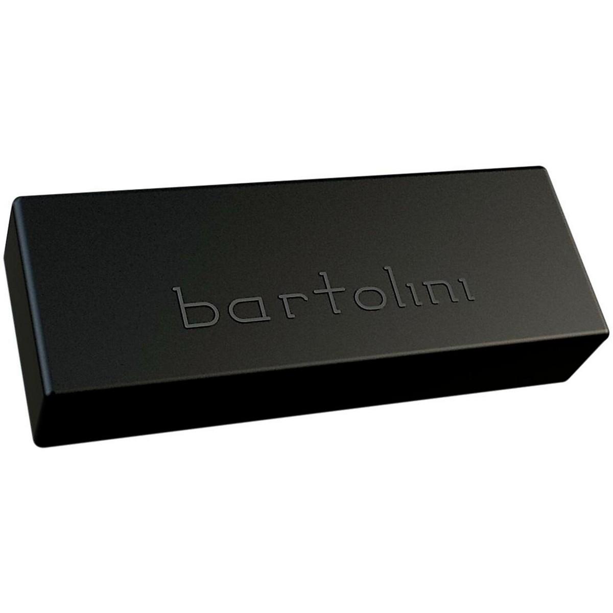 Bartolini BRPM44C-T Original M4 Soapbar Dual Coil Bridge 4-String Bass Pickup