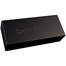 Bartolini BRPM44CBC-T Classic M4 Soapbar Dual Coil Bridge 4-String Bass Pickup Level 1