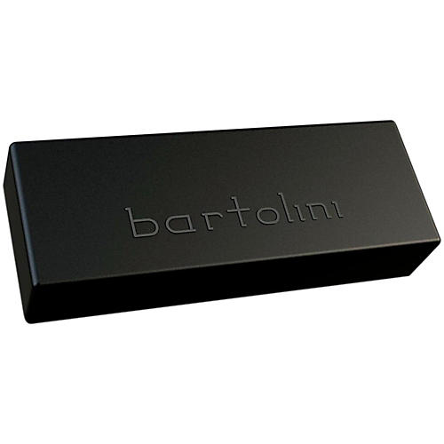 Bartolini BRPXXM45C-T Original M4 Soapbar Quad Coil Bridge 5-String Bass Pickup
