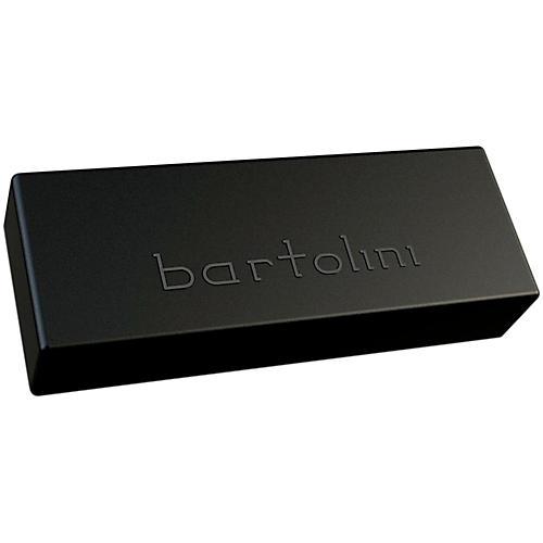 Bartolini BRPXXM46M-T Original M4 Soapbar Split Coil Bridge 6-String Bass Pickup