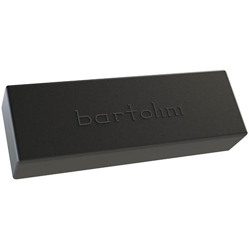 Bartolini BRPXXM55M-B Original M5 Soapbar Split Coil Neck 5-String Bass Pickup