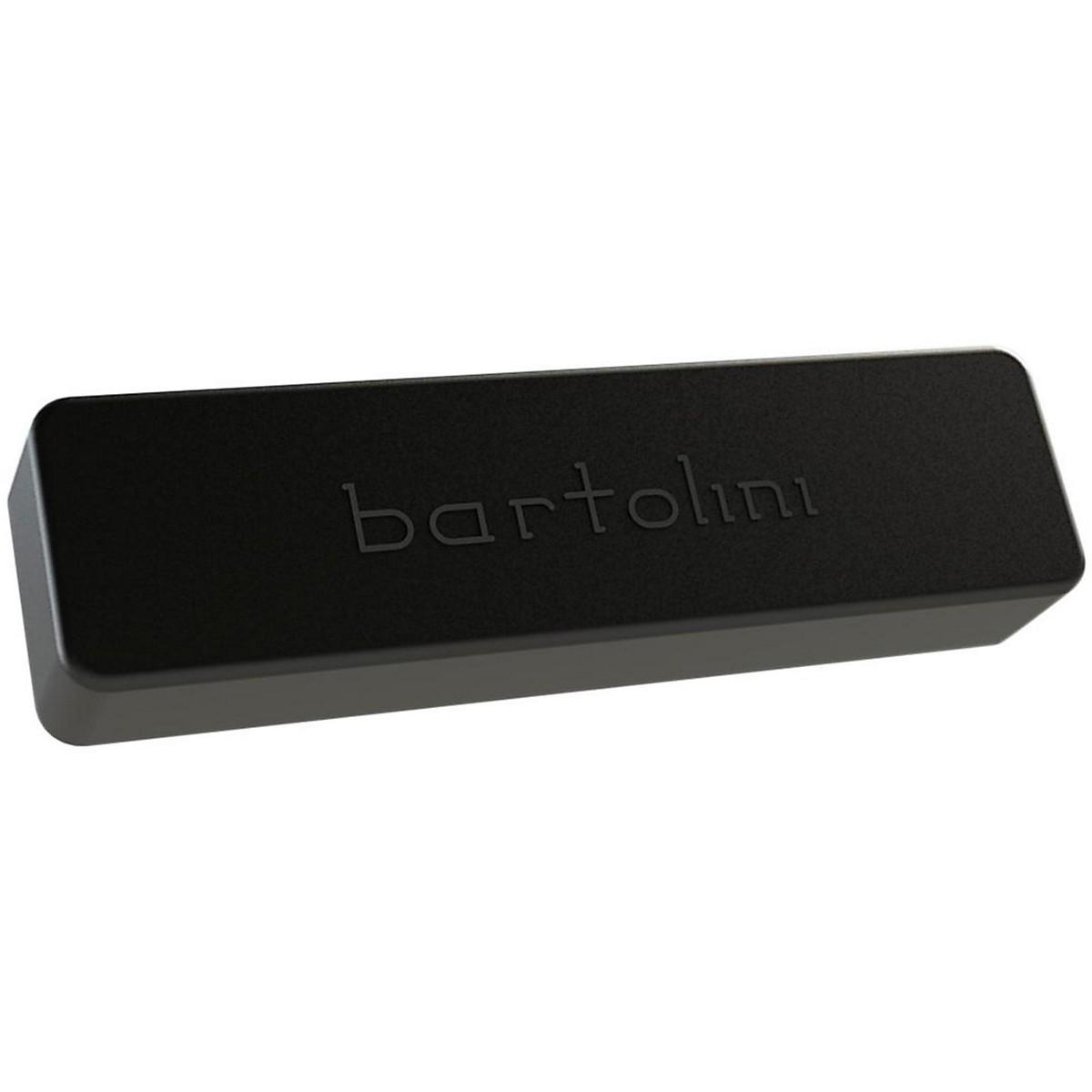 Bartolini BRPXXP46M-B Original P4 Soapbar Split Coil Neck 6-String Bass Pickup