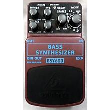 Behringer BSY600 Bass Synthesizer Bass Effect Pedal