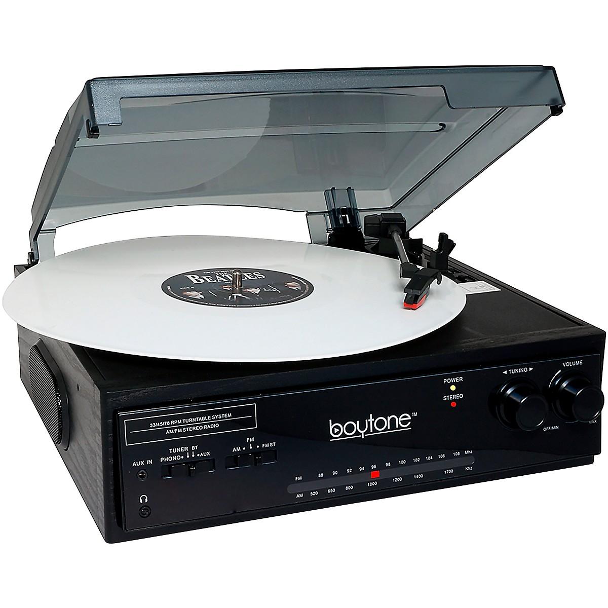 Boytone BT-13B Multimedia Audio System With Bluetooth