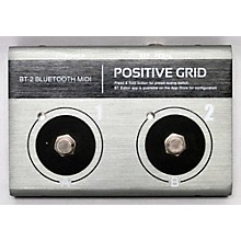 Positive Grid BT-2 Bluetooth MIDI Switch MIDI Utility
