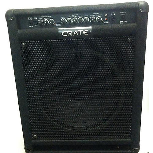 Crate BT100 Bass Combo Amp