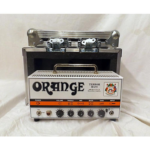 Orange Amplifiers BT1000 Bass Terror 1000W Tube Bass Amp Head