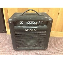 Crate BT15 1X8 15W Bass Combo Amp