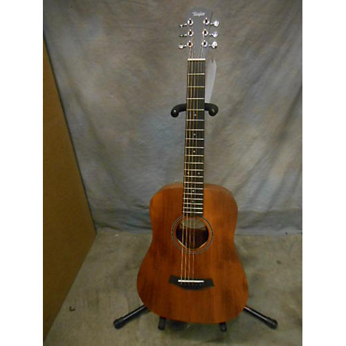 used taylor bt2e baby acoustic electric guitar guitar center. Black Bedroom Furniture Sets. Home Design Ideas