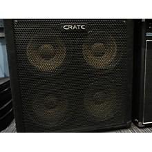 Crate BT410E Bass Cabinet