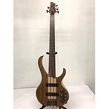 Ibanez BTB675F Fretless 5 String Electric Bass Guitar