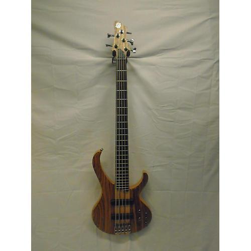 Ibanez BTB675ZW 5 String Electric Bass Guitar