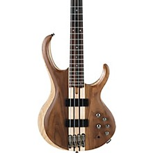 Ibanez BTB740 4-String Electric Bass Guitar Level 1 Low Gloss Natural