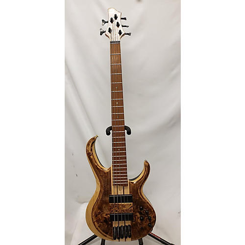 used ibanez btb845v electric bass guitar antique brown stain low gloss guitar center. Black Bedroom Furniture Sets. Home Design Ideas