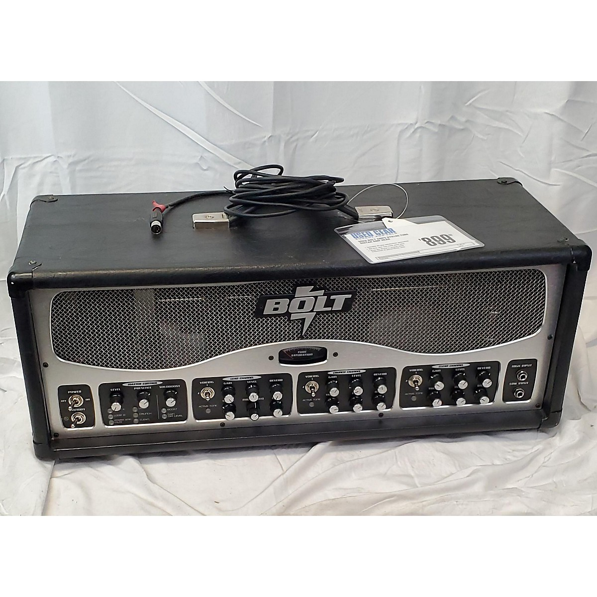 Bolt Amps BTH100 Tube Guitar Amp Head