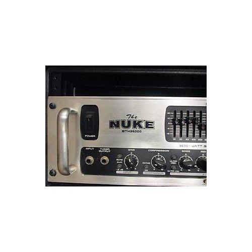 Bugera BTX36000 The Nuke 3600W Tube Bass Amp Head