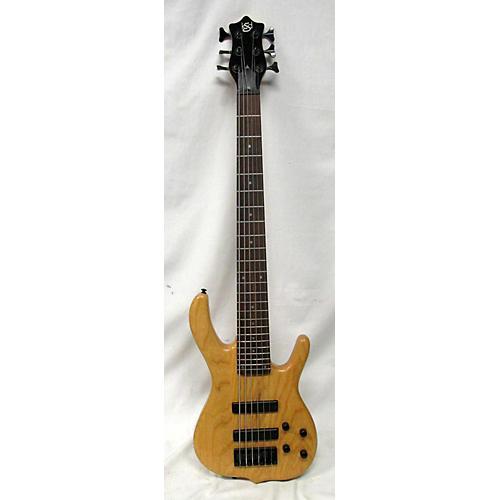 Ken Smith BURNER 6 Electric Bass Guitar