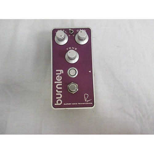 Bogner BURNLEY Effect Pedal