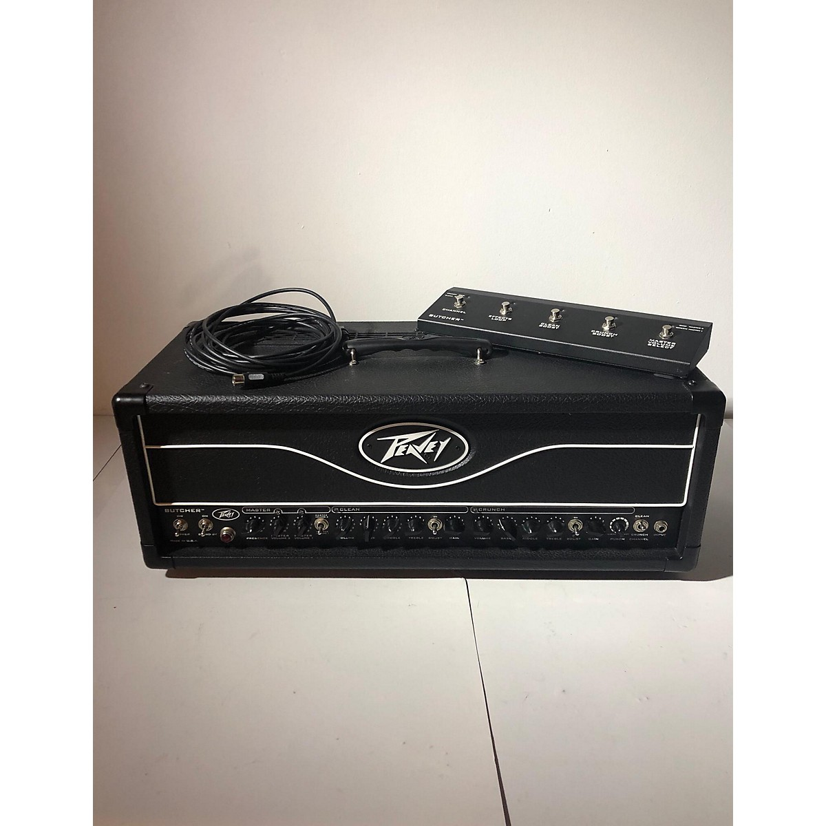 Peavey BUTCHER Tube Guitar Amp Head