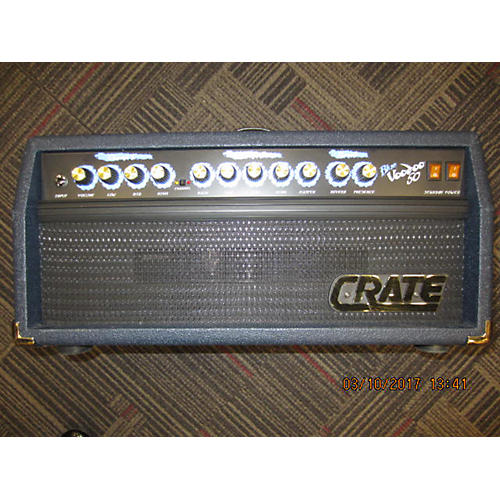 Crate BV 50 Tube Guitar Amp Head