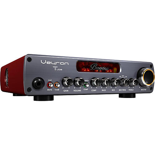 Bugera BV1001T Veyron Tube 2,000W Tube Hybrid Bass Amplifier Head