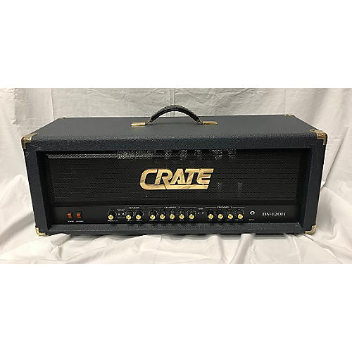 Blue Voodoo Amp : used crate bv120h blue voodoo 120w tube guitar amp head guitar center ~ Russianpoet.info Haus und Dekorationen