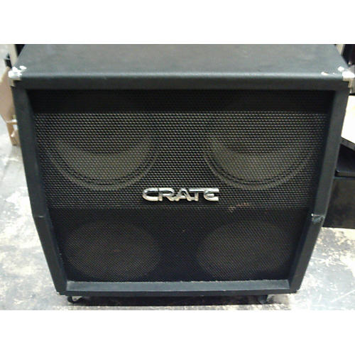 guitar cabinets used crate bv412sl guitar cabinet guitar center 16124