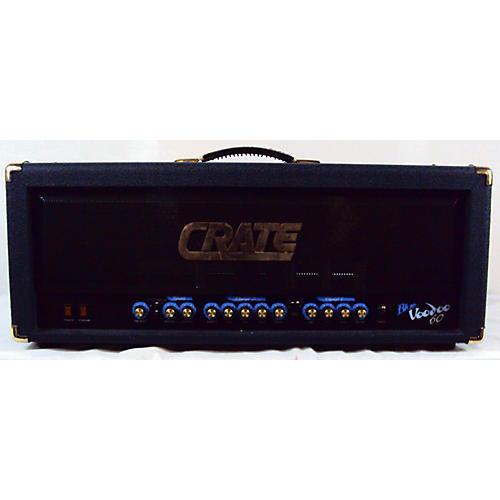 used crate bv60h blue voodoo 60 solid state guitar amp head guitar center. Black Bedroom Furniture Sets. Home Design Ideas