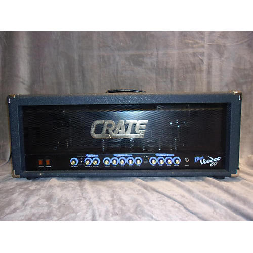 Crate BV60H Solid State Guitar Amp Head