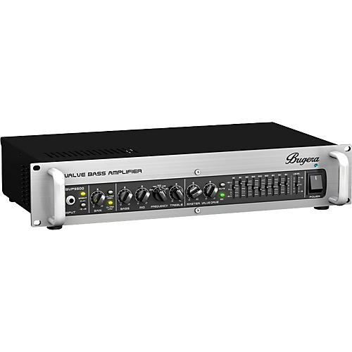 Bugera BVP5500 550W Tube Bass Amplifier Head
