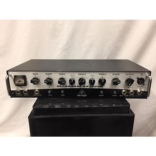 Behringer BX2000H Bass Amp Head