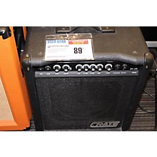 Crate BX25 Bass Power Amp