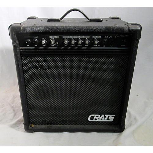Crate BX25 Guitar Combo Amp