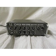Carvin BX250 Bass Amp Head