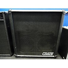 Crate BX410E Bass Cabinet