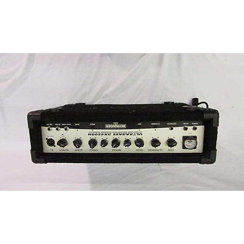 used behringer bx4500h 450w bass amp head guitar center. Black Bedroom Furniture Sets. Home Design Ideas