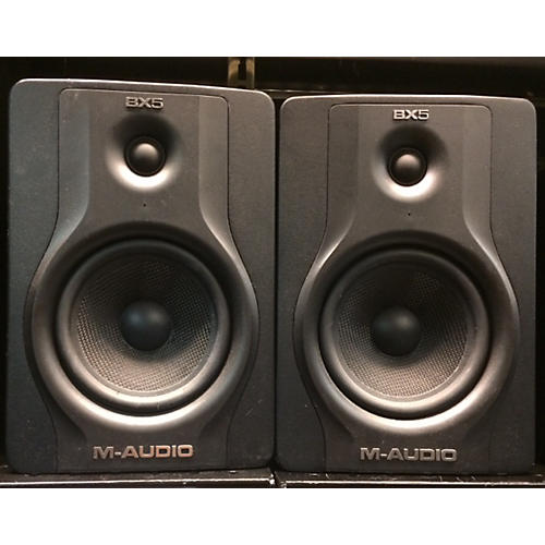M-Audio BX5 CARBON (PAIR) Powered Monitor
