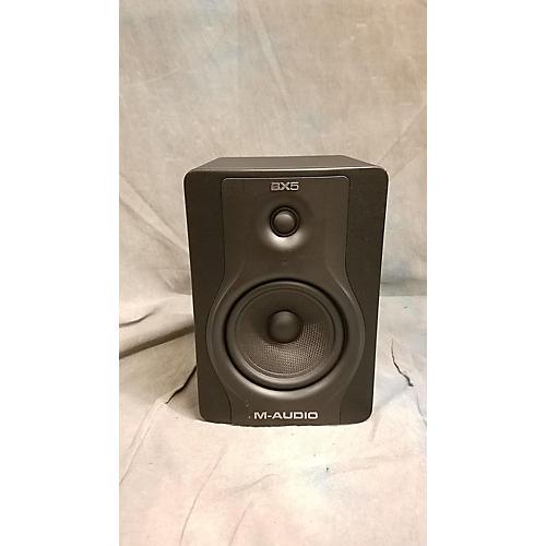 M-Audio BX5 Carbon Black Powered Monitor