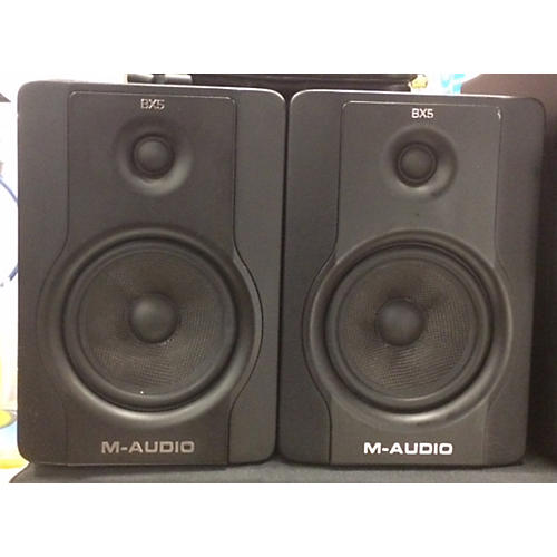 M-Audio BX5 D2 Pair Powered Monitor