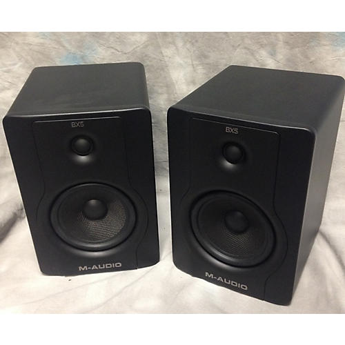 M-Audio BX5 Pair Powered Monitor