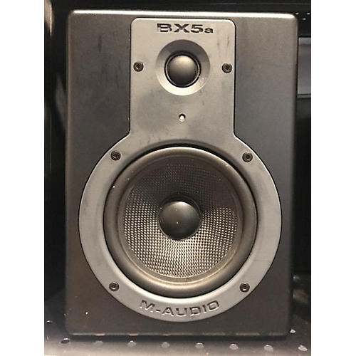 used m audio bx5 powered monitor guitar center. Black Bedroom Furniture Sets. Home Design Ideas