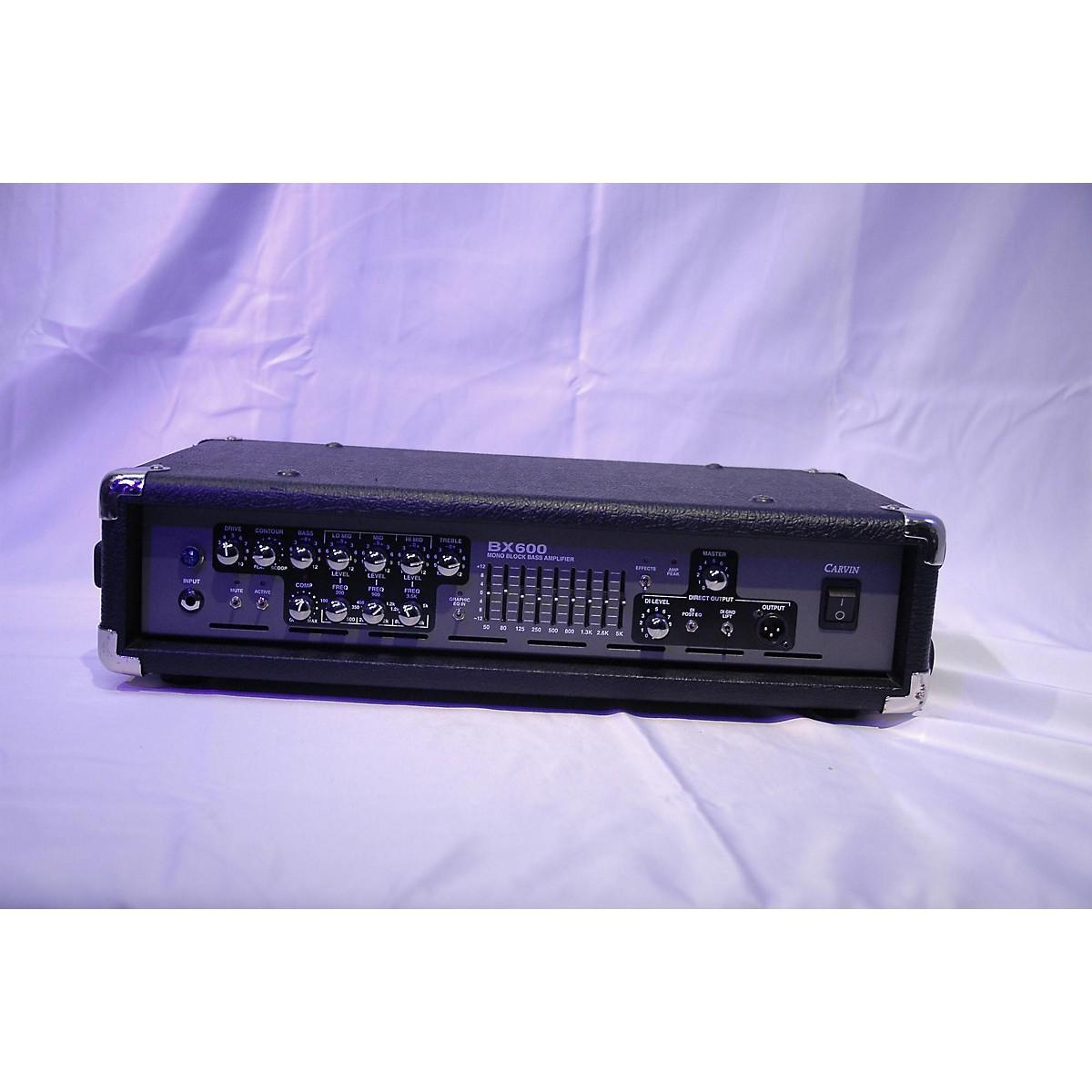 Carvin BX600 Bass Amp Head