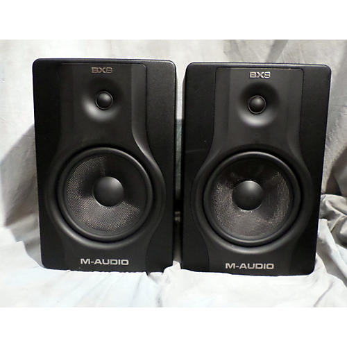 M-Audio BX8 CARBON PAIR Powered Monitor