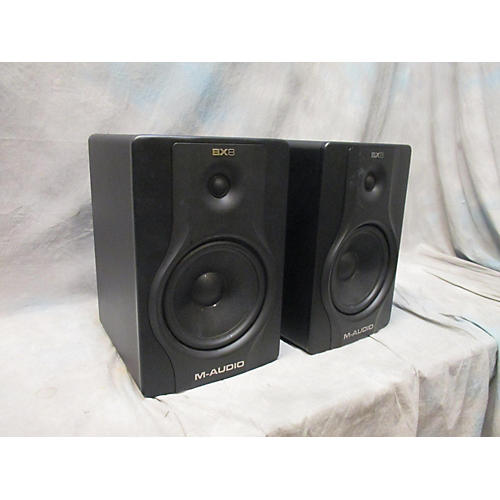 M-Audio BX8 Pair Powered Monitor