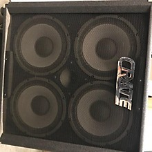 Crate BXE 410H Bass Cabinet