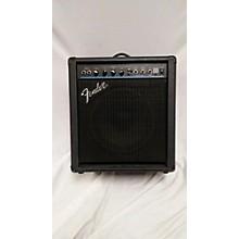 Fender BXR Twenty Five Bass Combo Amp
