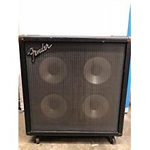 Fender BXR410 Bass Cabinet
